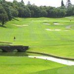 季美の森ゴルフ倶楽部へ
