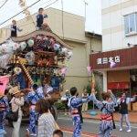 夏祭り:小見川の祇園祭
