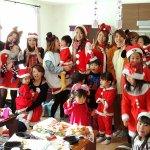 素敵なクリスマスパーティーの写真が届きました!