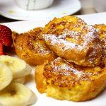 ■鶏肉レシピ■ フレンチトースト 自然卵を使ったスイーツ♪