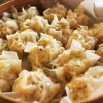 ■鶏肉レシピ■簡単♪チーズ入り!チキンシューマイ!