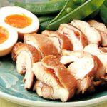 ■ 鶏肉レシピ ■水郷どりのしっとり煮