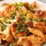 ■ 鶏肉レシピ ■水郷どりとしめじのマヨ炒め