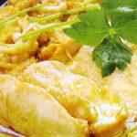 ■ 鶏肉レシピ ■鶏肉(むね肉)のすきやき風卵とじ