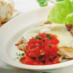 ■ 鶏肉レシピ ■水郷どりのイタリアンチキンソテー