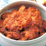 ■ 鶏肉レシピ ■水郷どりでインド風チキンカレー