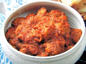 インド風カレー