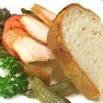 ■ 鶏肉レシピ ■スモークチキンサンド