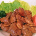 ■ 鶏肉レシピ ■水郷どりのソース焼き鳥