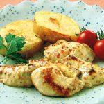 ■ 鶏肉レシピ ■鶏肉のマスタードマヨネーズソテー