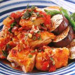 ■ 鶏肉レシピ ■水郷どりのグリル梅ダレがけ