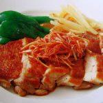 ■ 鶏肉レシピ ■水郷どりのソテー~辛味ねぎソース~