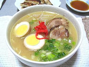 水郷どりの鶏スープ麺