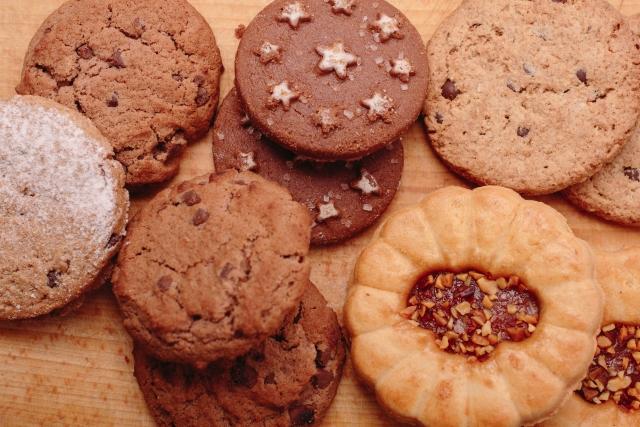 バレンタインデーのお返し クッキー