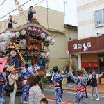 2019年令和初の小見川祇園祭 水郷のとりやさんは全力で応援します!