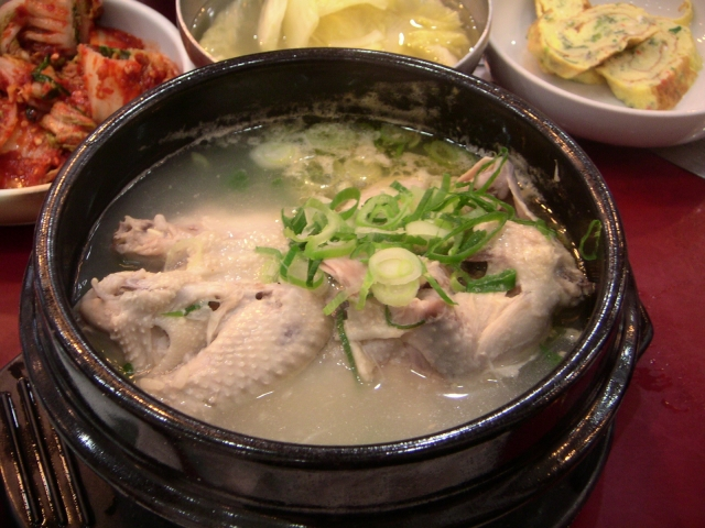 参鶏湯 栄養成分 カロリー