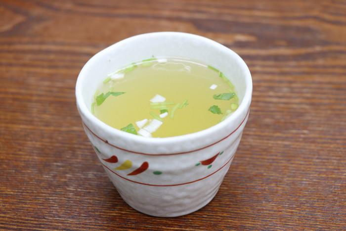 鶏ガラスープ 取り方 水郷のとりやさん特製スープ