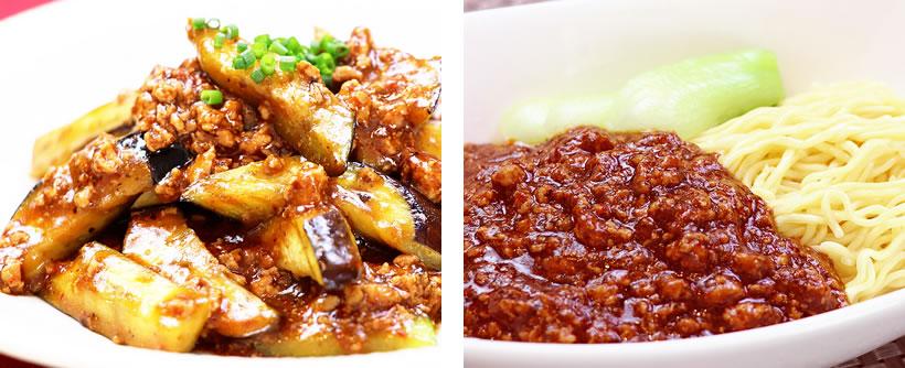 水郷どりの麻婆豆腐の素でアレンジレシピ