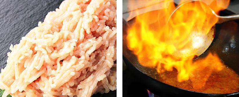 水郷どりの麻婆豆腐の素の一押しポイント
