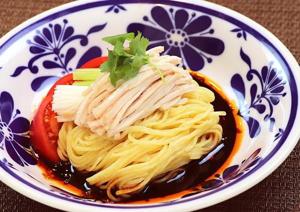 よだれ鶏のタレを使ったアレンジレシピ 四川風中華そば